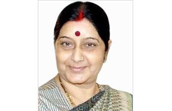 Hon' ble External Affairs Minister Smt. Sushma Swaraj