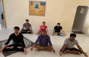 Celebration of 5th International Day of Yoga 2019 - Mauritania