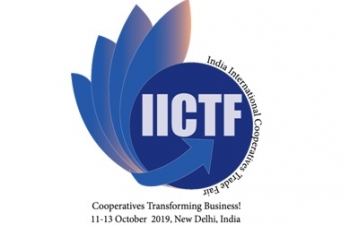 India International Cooperative Trade Fair (IICTF) 11-13 October 2019 at Pragati Maidan, New Delhi.