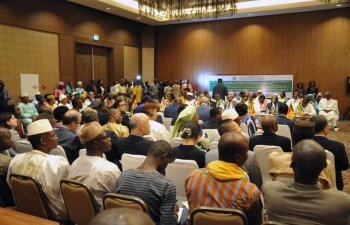 ECOWAS Meeting on COVID-19 pandemic
