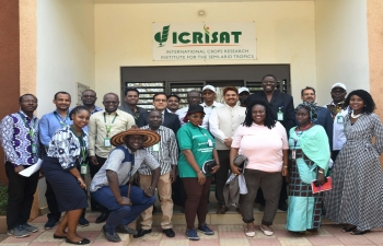 Field Visit to ICRISAT