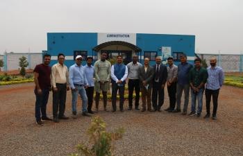 Visit to Mali Cashew Corporation